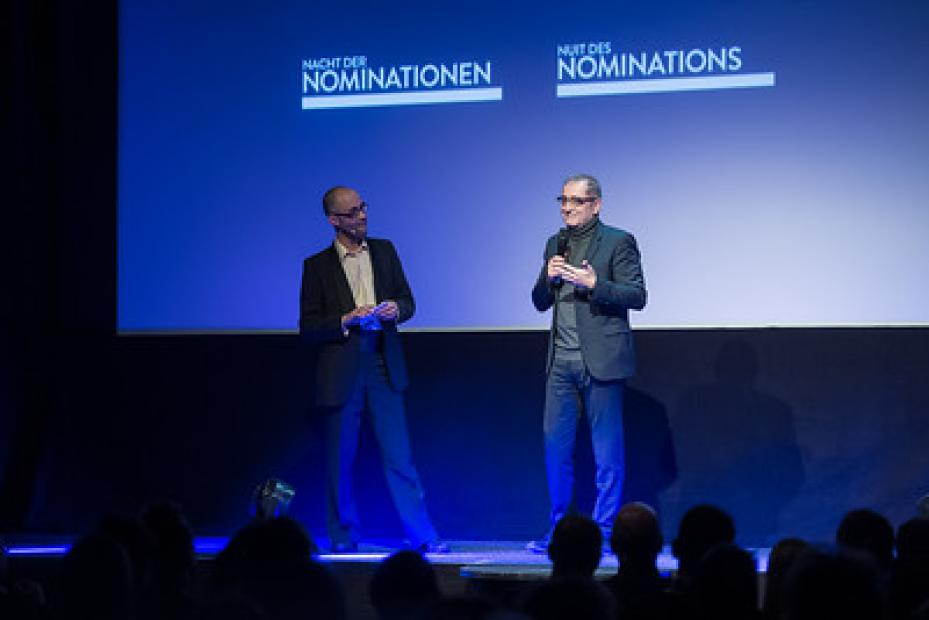 Nacht der Nominationen 2017